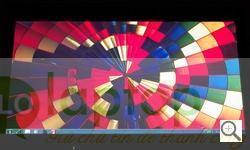màn hình của ibm thinkpad w510 ngược sáng