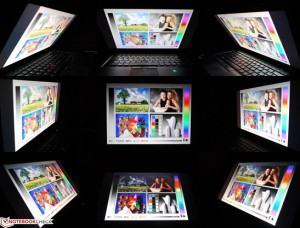Lenovo ThinkPad W540-display