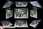 Lenovo ThinkPad X230-display