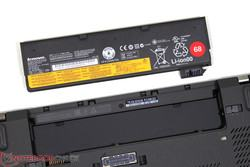 Lenovo Thinkpad T440 battery 1