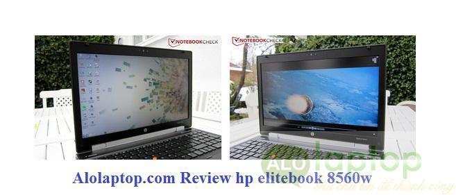 màn hình hp elitebook 8560w