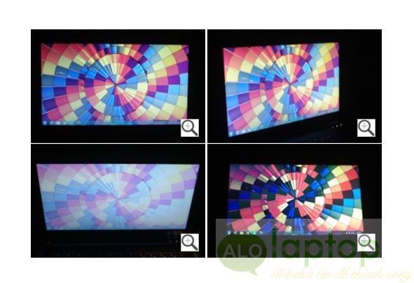 goc nhin HP EliteBook 2560p