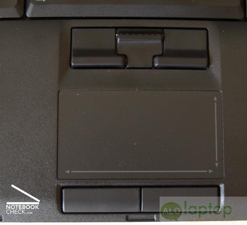 touch pad lenovo thinkpad t400