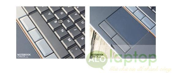 touchpad_trackponit dell latitude e6520