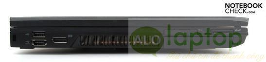 trai DELL LATITUDE E6510
