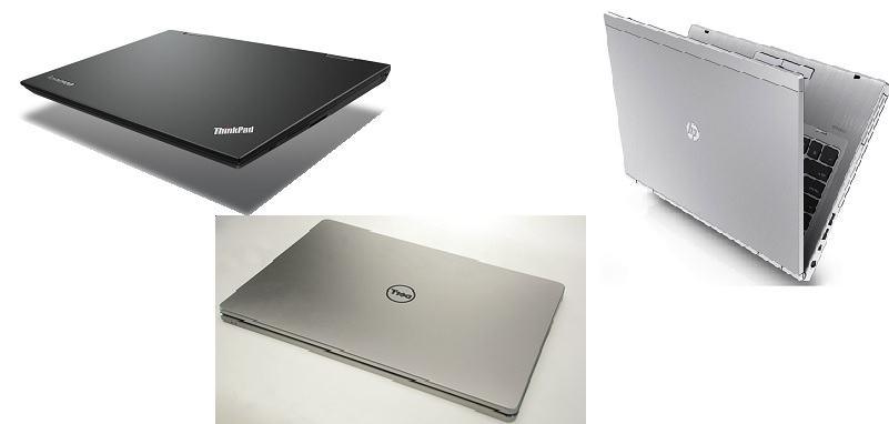 so sanh laptop dell ibm hp