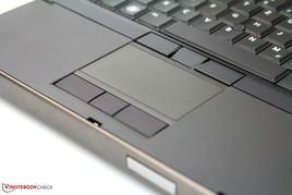 touchpad dell precision m4700