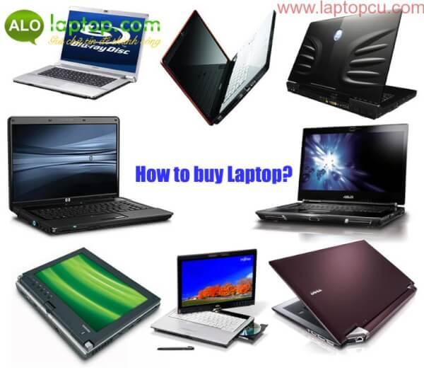 chon mua laptop cu