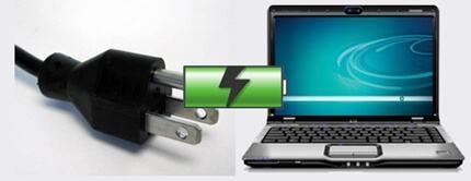 khac phuc laptop khong sac pin