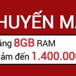 Tặng 8GB RAM và giảm đến 1.400.000 khi mua Dell Precision M4700, M4800.