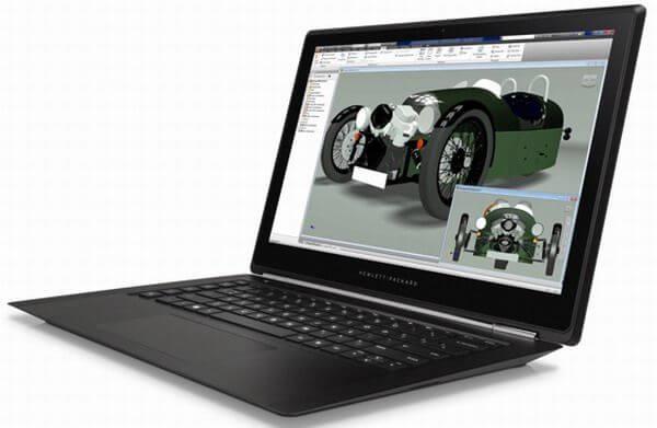 Những laptop HP dành cho dân thiết kế đồ họa 3D