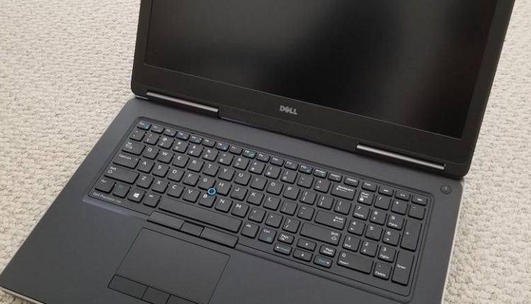TOP 5 Laptop Workstation chuyên đồ họa 2017