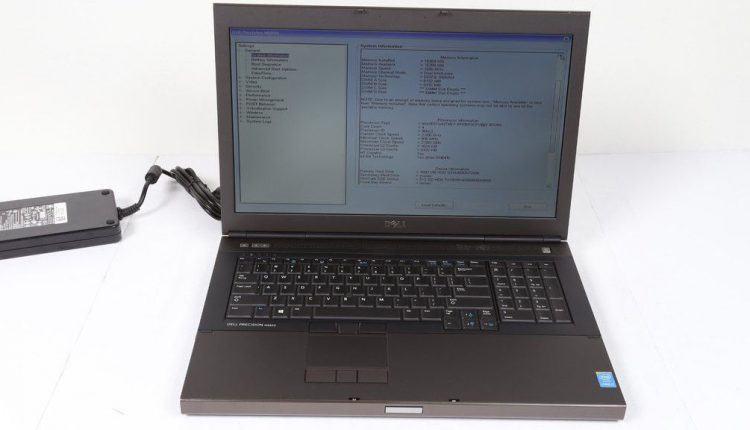 Nơi bán laptop Dell Precision M6800 chính hãng tại TP HCM