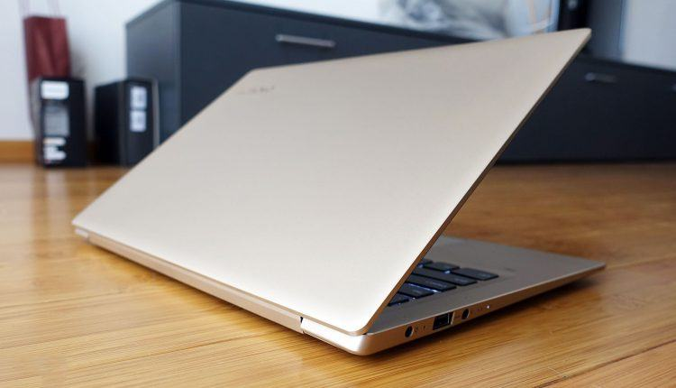 Đánh giá Máy tính Laptop : Lenovo IdeaPad 720s