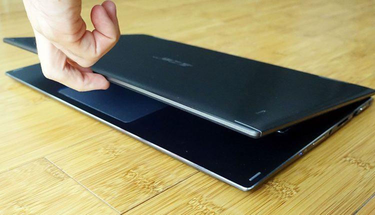 Trên tay Acer Spin 5 SP513-52N (Core i5-8250U, 8GB RAM, 256GB SSD, 13.3 inch FHD)