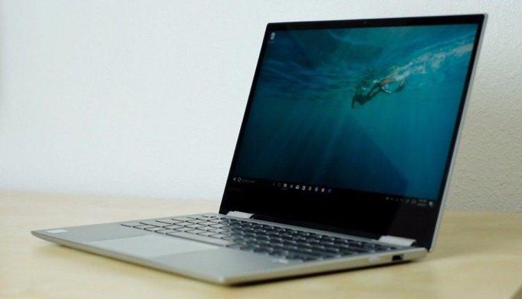 Đánh giá máy tính xách tay 2 trong 1 giá rẻ : Lenovo Yoga 720