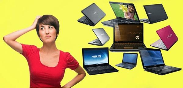Chọn mua laptop theo nhu cầu sử dụng