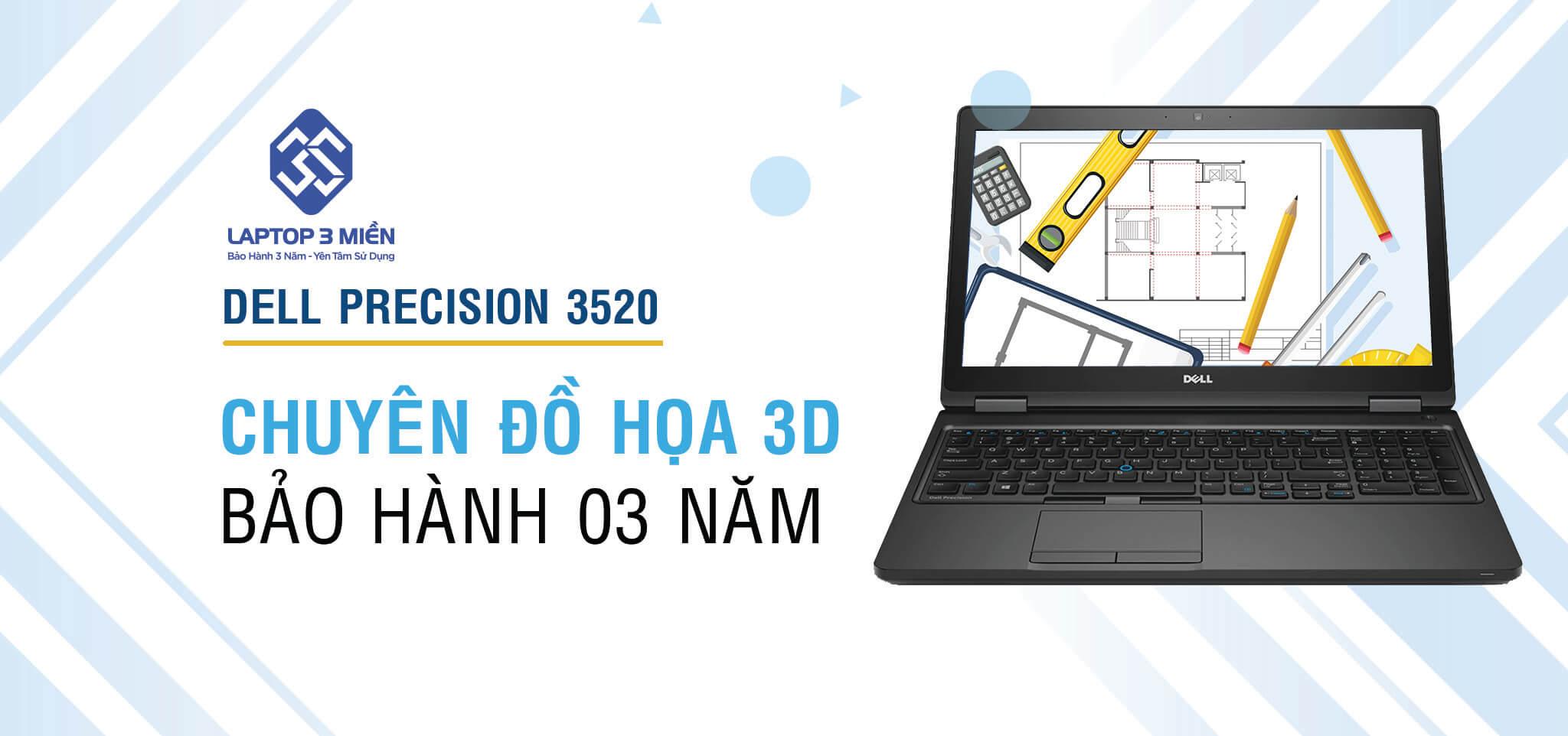 DELL prcision 3520_laptopcu.com