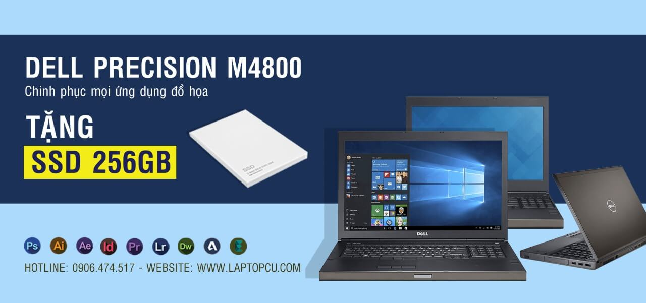 Laptop: Lựa chọn được một chiếc laptop cũ không đơn giản Banner-m4800