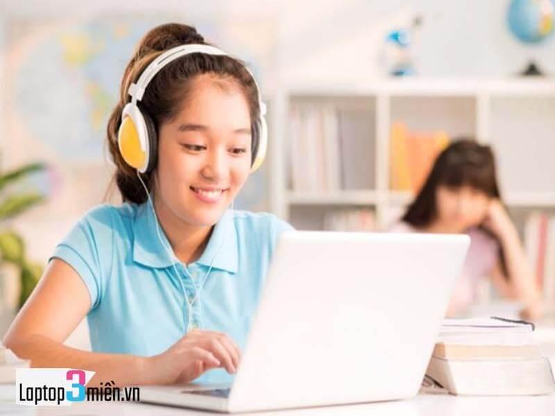 laptop học online mượt